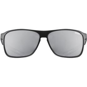 UVEX LGL 33 Pola Bril, black mat/silver
